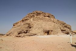 Lake Nasser : Tomb of Pennout
