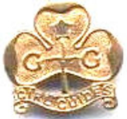 1950s Guide Promise Badge