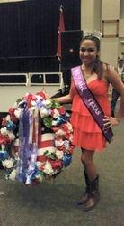 2015 Ms. Texas Mabel