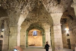 Diocketian's Palace, Split Croatia
