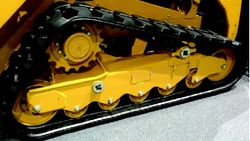 Cat Rubber Tracks and Undercarriage Parts