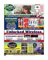 Salas Solutions , Unlocked Wireless,  Pizza Party 3, Latino Business.