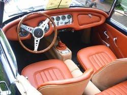 Daimler Dart SP250
