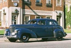 Howard,a 1940 four door