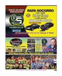 RAFA SOCORRO / PIZZA PARTY 3/ DJ JOSE
