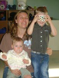 Leah, Dominic & Leah