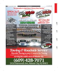 #CityWideTowing
