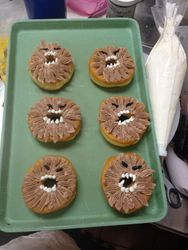 Ware-wolf Cupcakes