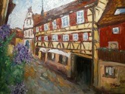 Altes Rathaus Öl