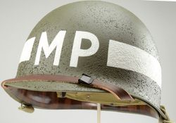 White Band - Infantry style M1 / MP :