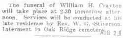 Crayton, William - Part 2