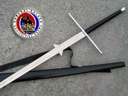 Montante Blunt Training Long Sword