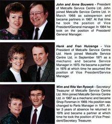 Metcalfe Service Centre