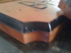 beautiful grains mahogany