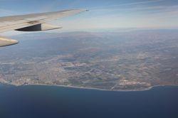 Leaving LAX heading for Kona Hawaii