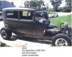 Tim Bauscher's 1928 Ford