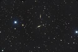 NGC 7332 and 7339