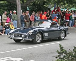 1960 Ferrari 250 GT SWB Spyder California Scaglietti Convertible