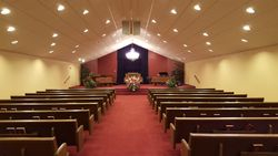 Inside of our Church