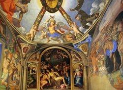 Bronzino, Chapel of Eleonora da Toledo, Palazzo Vecchio