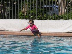 jump?  dive?