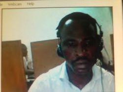 Mr. Eric Mensah  Great Commission Of  Christ  Fellowship  Member