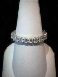Eternity band 2.20ct