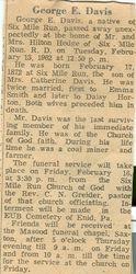 Davis, George E. 1962