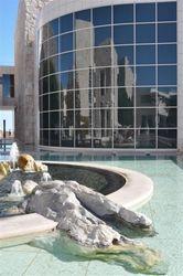 Getty Center Plaza 3
