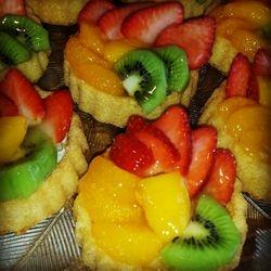 Obst Tartelets
