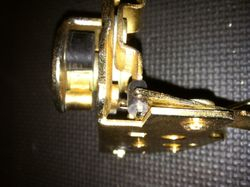 lock mechanism rubber