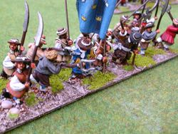 Munster poorly equipped militia