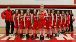 JV Girl's Basketball