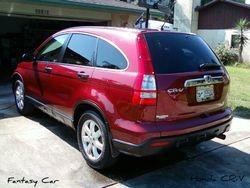 Tom P.------Honda CR-V