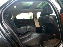 Jaguar XJ Luxury Sedan Interior