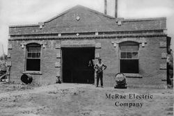McRae Electric   co -August