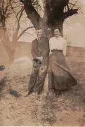 Jesse Irvin Schell and Eliza Jane (Schell) Hoover