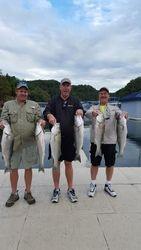 Marty Bishop, Frank Dawson, Chris Ballard Charter