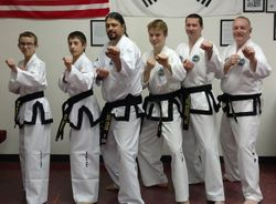 Black Belt Line-Up