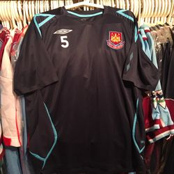 Anton Ferdinand 2008 training shirt