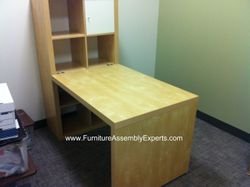 ikea expedit desk installation service chantilly va