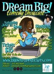 Dream Big Comedy Show