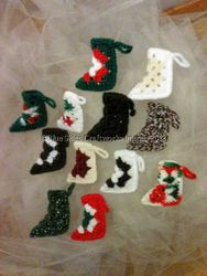 Dozen Christmas Ornaments - Set 9