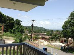 Balcón con vista panorámica