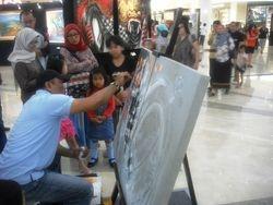 Art Bazaar mall@alamsutera