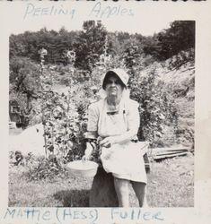 Martha (Hess) Fuller