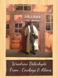 Woodrow Dolarhyde  by WKH
