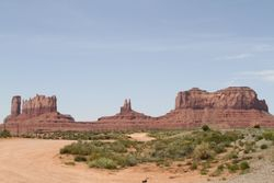 Monument valley, John Wayne & Navaho country
