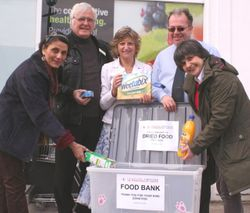 CTIPA Food Bank - St Just collection point