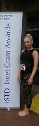 Maddie ..Premier Class Finalist
